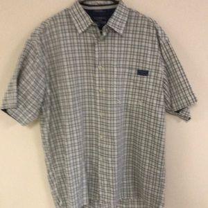 Tommy Hilfiger casual shirt men's medium